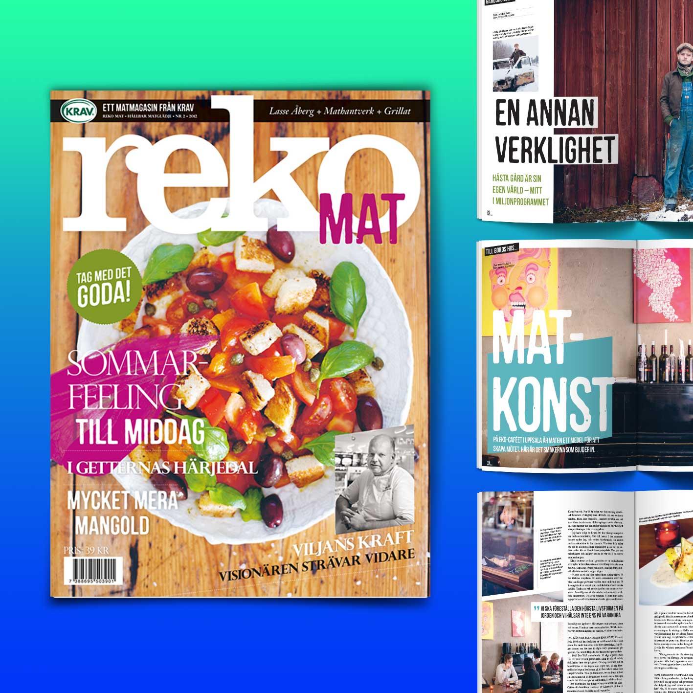 Reko magazine
